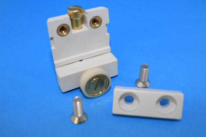 Ideal Standard Cabina Doccia.Box Doccia Supporto Ruote Completo Per Cabina Doccia Ideal