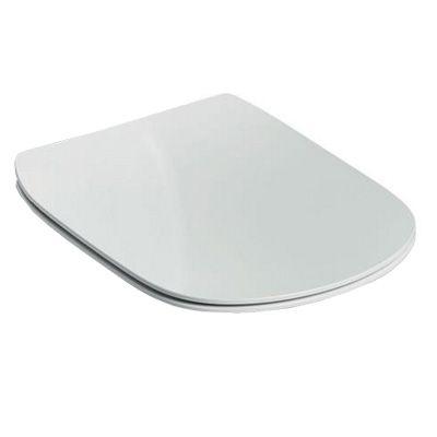 Ideal Standard Tesi Sedile.Sedili Sedile Slim Per Vaso Tesi Bianco Ideal Standard